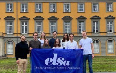 Newsletter ELSA Bonn zum Semesterabschluss