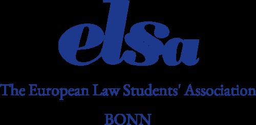 Newsletter ELSA Bonn Juni 2021